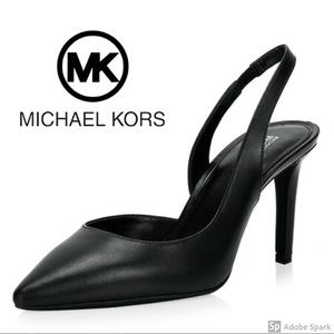 Michael Kors mid heels shoes